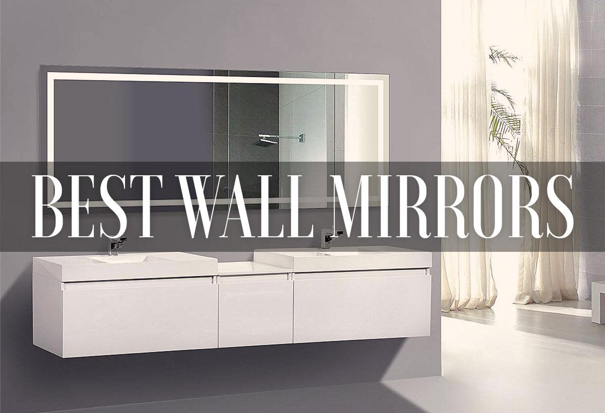 Best Bathroom Wall Mirrors 2020 Reviews Mirrorank