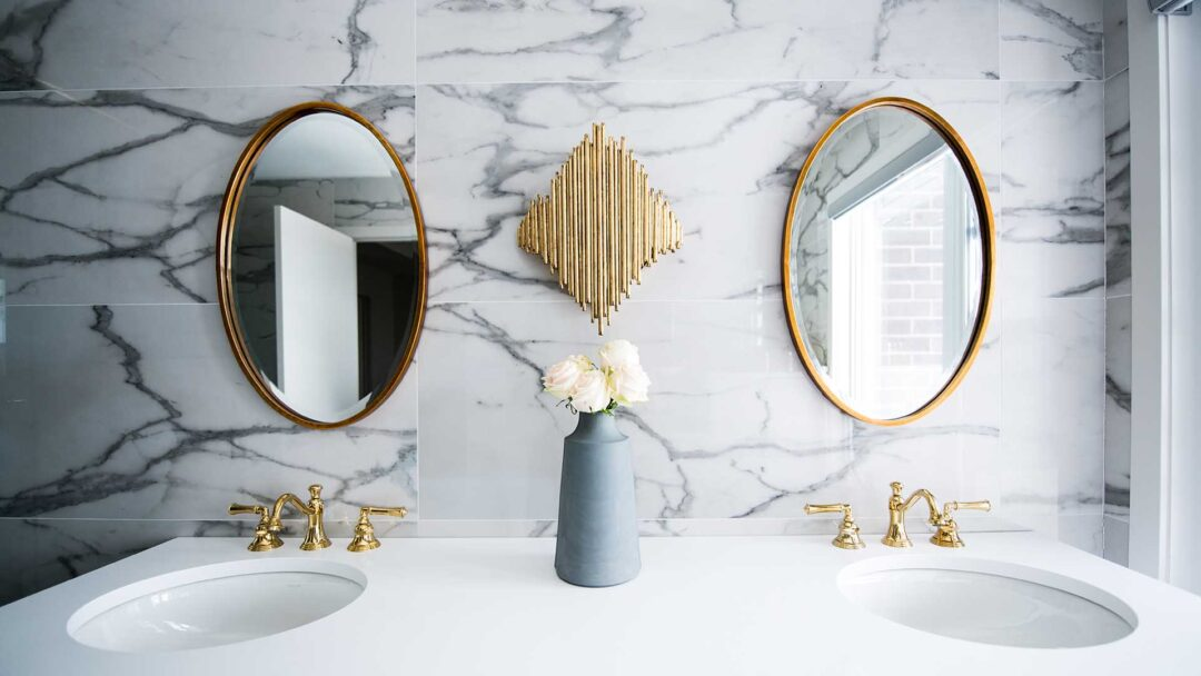 are all mirrors suitable for bathrooms