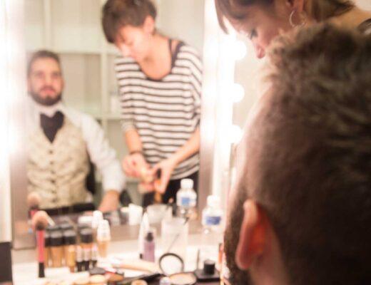 can vanity mirror be wider than vanity